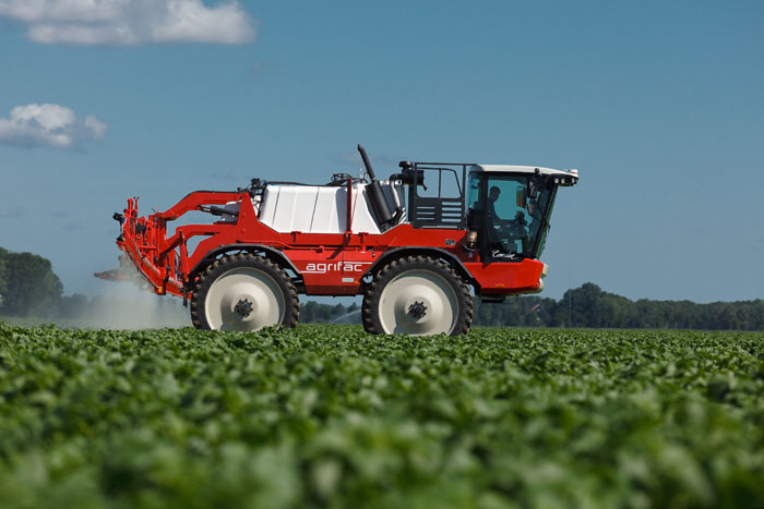 Motrac Industries spraying machine hydraulics Agrifac Condor.jpg