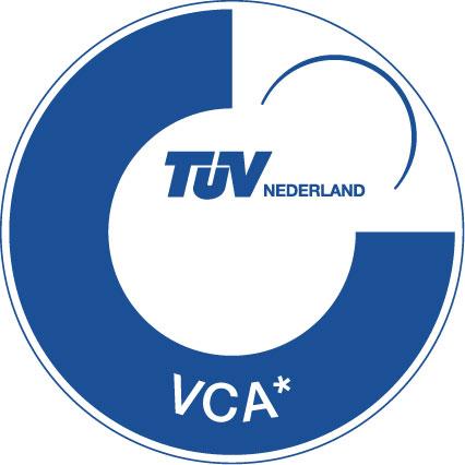 Motrac Industries_VCA Tüv logo