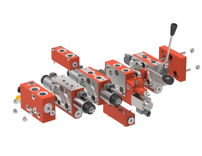 Motrac Industries_Bucher Hydraulics_Valves
