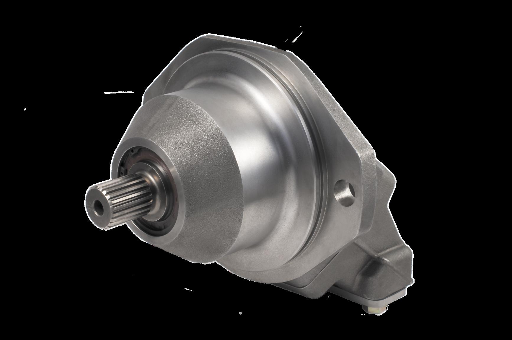 Motrac Industries CMF 80 by Linde Hydraulics