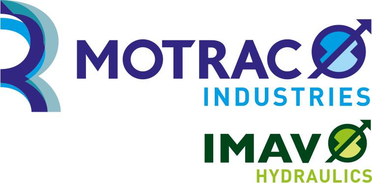 Motrac Industries & IMAV combi logo