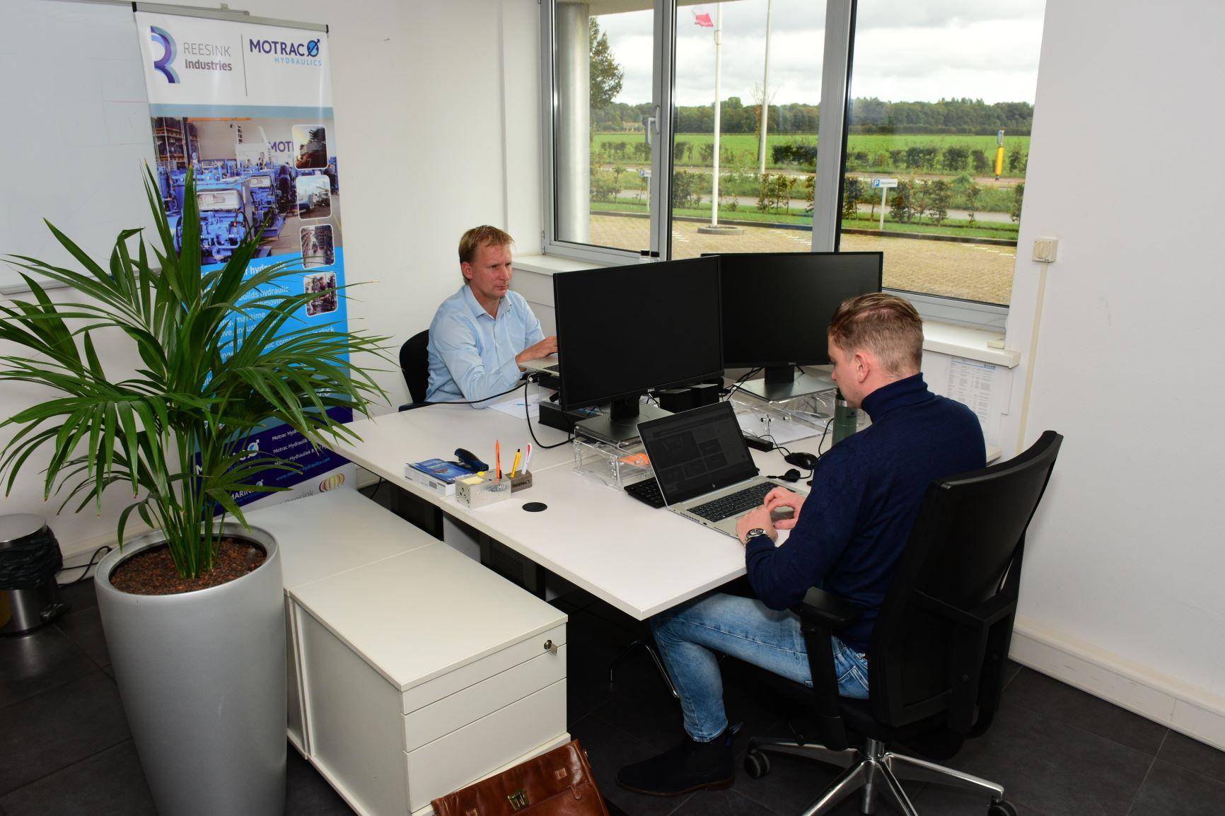 Motrac Industries Webinar Nationale Aandrijftechniekdag Stef & Derk (s)